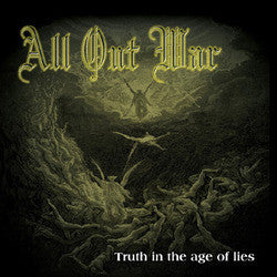 "All Out War ""Truth In The Age Of Lies"" CD"