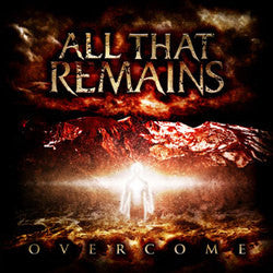 "All That Remains ""Overcome"" CD"