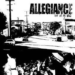 "Allegiance ""Out Of My Blood"" 7"""
