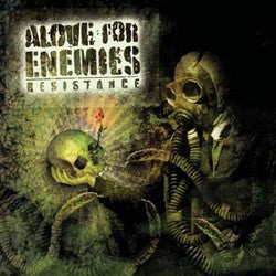 "Alove For Enemies ""Resistance"" CD"
