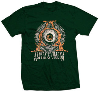 "Alpha And Omega ""Eye"" T Shirt"
