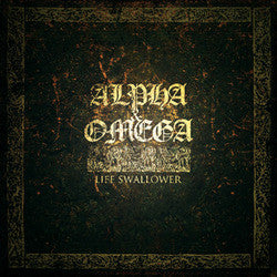 "Alpha & Omega ""Life Swallower"" CD"