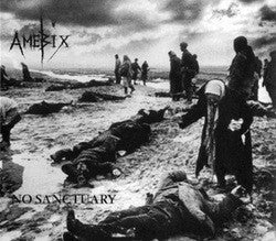 "Amebix ""No Sanctuary - The Spiderleg Recordings"" CD"
