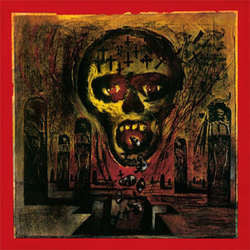 "Slayer ""Seasons In The Abyss"" LP"