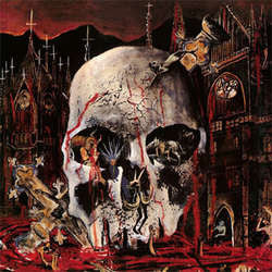 "Slayer ""South Of Heaven"" LP"
