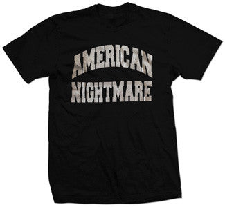 "American Nightmare ""Collegiate"" T Shirt"