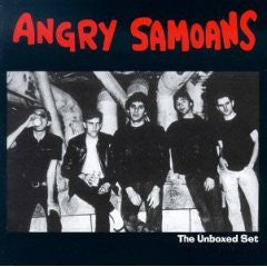 "Angry Samoans ""Unboxed Set"" CD"