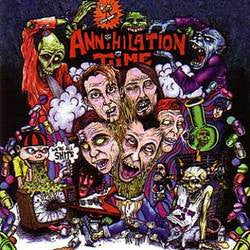 "Annihilation Time ""Incomplete Discography"" CD"