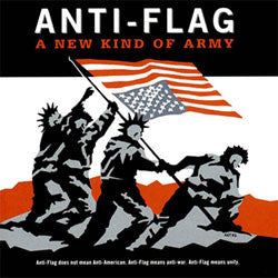 "Anti Flag ""A New Kind Of Army"" LP"
