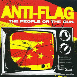 "Anti Flag ""The People Or The Gun"" LP"