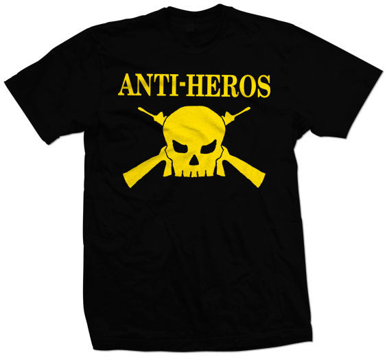 "Anti Heros ""Logo"" T Shirt"