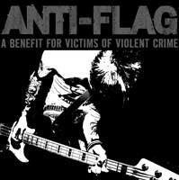 "Anti Flag ""A Benefit For Victims Of Violent Crime"" CD"