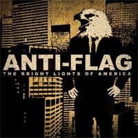 "Anti Flag ""The Bright Lights Of America"" LP"