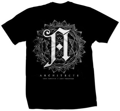 "Architects ""Lost Forever"" T Shirt"