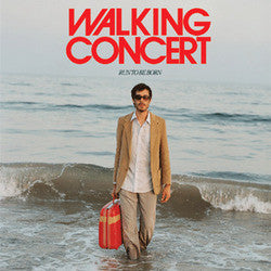"Walking Concert ""Run To Be Born"" LP"
