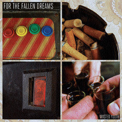 "For The Fallen Dreams ""Wasted Youth"" CD"