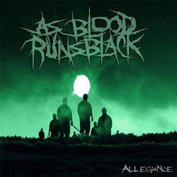 "As Blood Runs Black ""Allegiance"" CD"