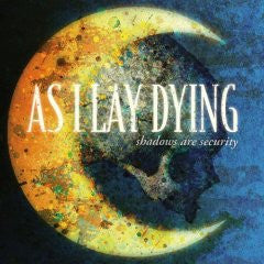 "As I Lay Dying ""Shadows Are Security"" CD"