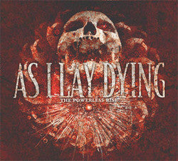 "As I Lay Dying ""The Powerless Rise"" CD"