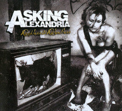 "Asking Alexandria ""Reckless"" CD"