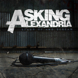 "Asking Alexandria ""Stand Up And Scream""CD"