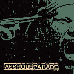 "Asshole Parade ""Embers"" CD"
