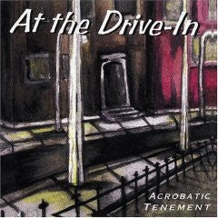 "At The Drive In ""Acrobatic Tenement"" CD"