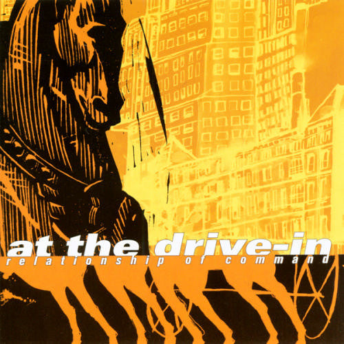 "At The Drive In ""Relationship Of Command"" CD"