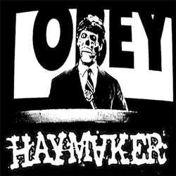 "Haymaker ""Let Them Rot"" 7"""