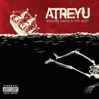 "Atreyu ""Lead Sails Paper Anchor"" CD"