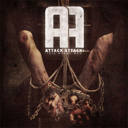 "Attack Attack! ""This Means War"" CD"