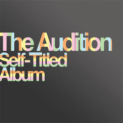 "The Audition ""Self-Titled Album"" CD"