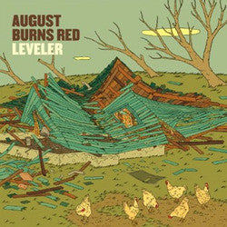 "August Burns Red ""Leveler"" CD"
