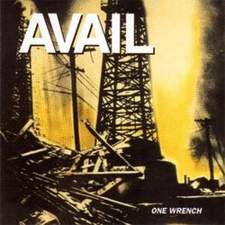 "Avail ""One Wrench"" LP"
