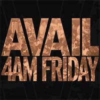 "Avail ""4AM Friday"" CD"