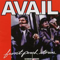 "Avail ""Front Porch Stories"" LP"