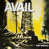 "Avail ""One Wrench"" CD"
