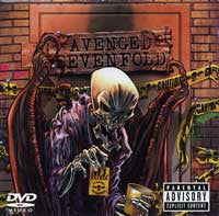 "Avenged Sevenfold ""All Excess"" DVD"