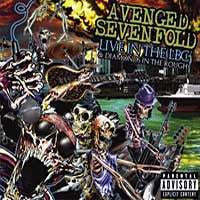 "Avenged Sevenfold ""Live In The LBC & Diamonds In The Rough"" CD"