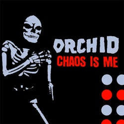 "Orchid ""Chaos Is Me"" Silver Foil Edition LP"