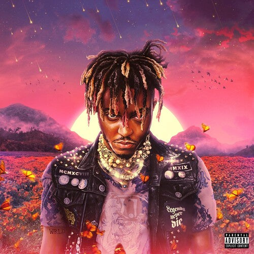 "Juice Wrld ""Legends Never Die"" 2xLP"