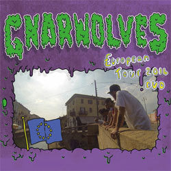 "Gnarwolves ""European Tour 2014"" DVD"