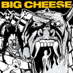 "Big Cheese ""Don't Forget To Tell The World"" LP"