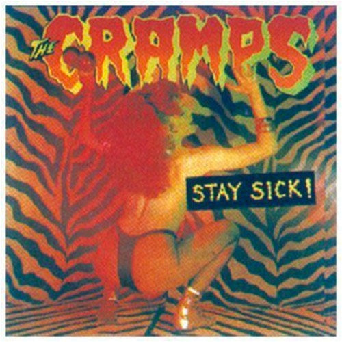 "The Cramps ""Stay Sick!"" LP"