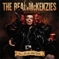"The Real McKenzies ""Two Devils Will Talk"" CD"