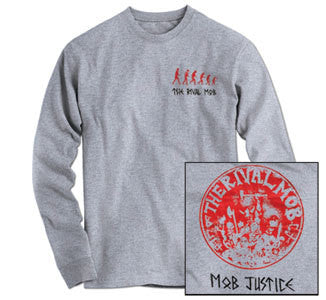 "The Rival Mob ""Devolution"" Long Sleeve"