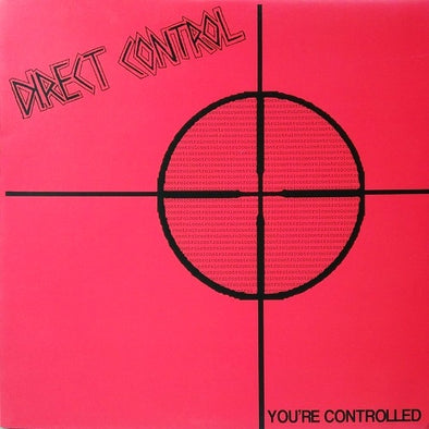 "Direct Control ""You're Controlled"" 12"""