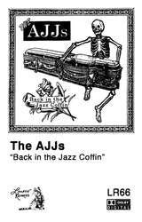 "AJJ ""Back In The Jazz Coffin"" Cassette"