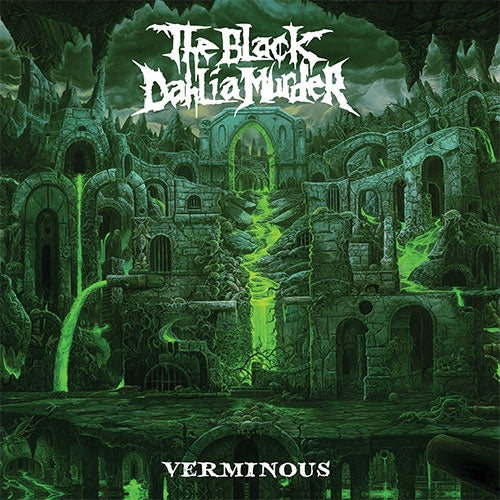 "The Black Dahlia Murder ""Verminous"" LP"