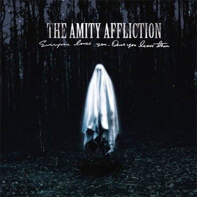 "The Amity Affliction ""Everyone Loves You...Once You Leave Them"" CD"